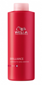 Wella Brilliance Conditioner Coarse 1ltr